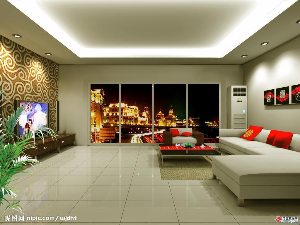 电视背景墙 - 逍遥客 - 逍遥客