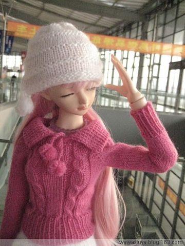 上海及杭州的火车站之旅(小修和小灵子) - wawaxiuya - *鬼娃娃*修丫