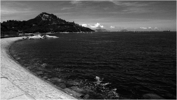 [原]香港·赤柱的海湾等 - Tarzan - 走过大地