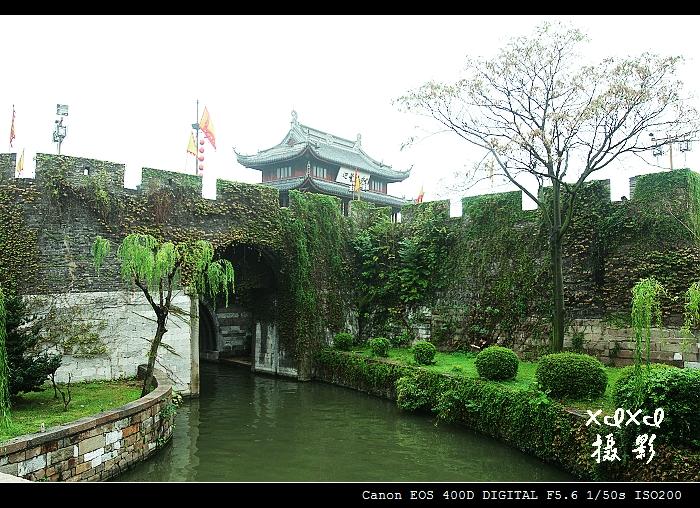 【印象苏州】9、凝视古盘门 - xixi - 老孟(xixi)旅游摄影博客