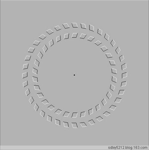 神奇的视觉奇图测试你的眼力