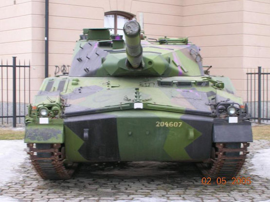北欧轻骑:瑞典IKV-91轻型坦克性能分析(组图)