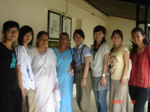 印度——我的第二个家乡 - AIESEC NJU - AIESEC NJU