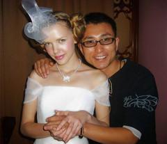 俏新娘时尚造型 - 妙笔生花 - 施冀洲化妆造型工作室