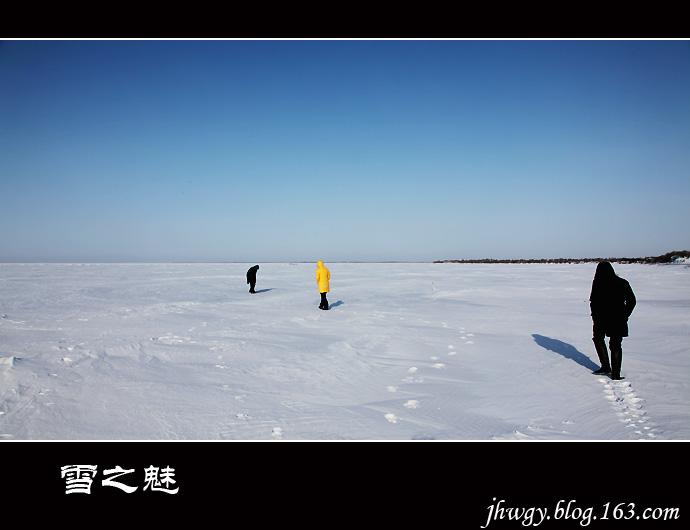 [原]走向寒冷——雪之魅 - 生有所息 - 生有所息