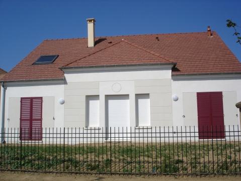 法国普通民用建筑的外墙防水装饰砂浆(三)砂浆的色彩和造型 - pfspfs666.popo - 反三的博客
