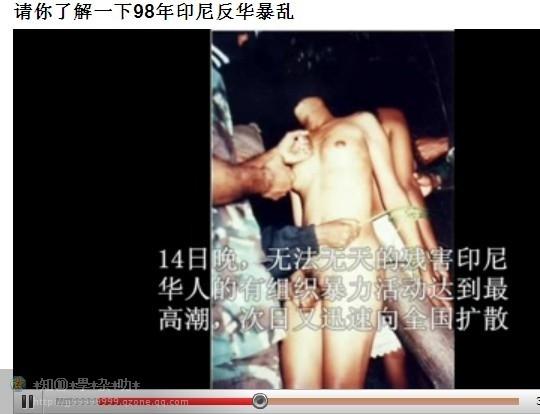 98年印度尼西亚人屠杀中国人 宽厚的臂湾 宽厚的臂湾的博客