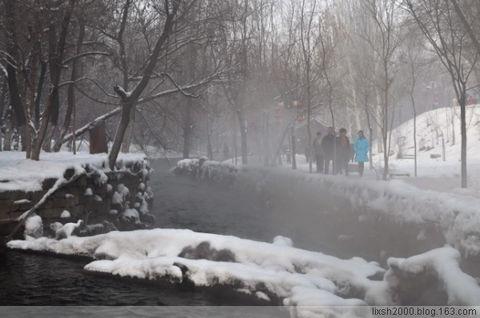 水磨沟公园 观水磨河温泉奇景 清泉寺进香祈福 - 阿凡提 - 阿凡提的新疆生活