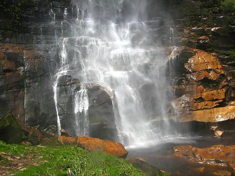 戈克塔瀑布