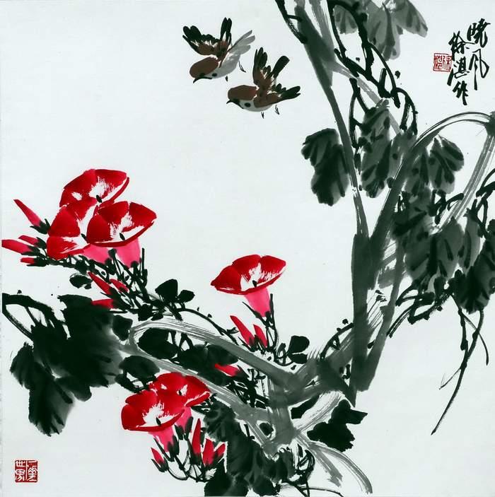 作品欣赏(16)徐湛作品 - 笑然 - xiaoran321456 的博客