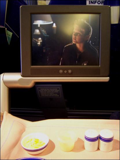080127 新加坡航空公司商务舱体验 - 天外飞熊 - 天外飞熊