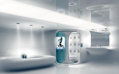 利用纳米技术清洁房间(图) - 月亮飞船 - 月亮飞船的博客