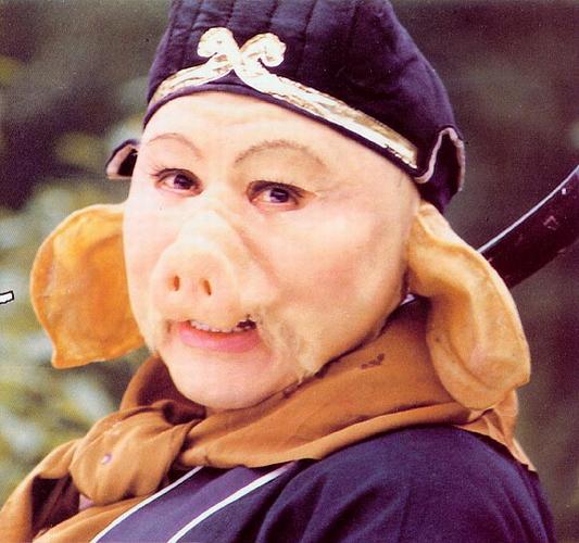 【原创】七律*猪八戒 - 槛外春秋  - jswl1970的博客