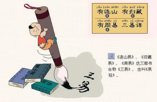 三字经  图解 (珍藏版) - 东北丫头 - 东北丫头 话民生