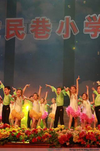 (原创)东交民巷小学第八届英语节 - 亮月 - 亮月的冠军之路