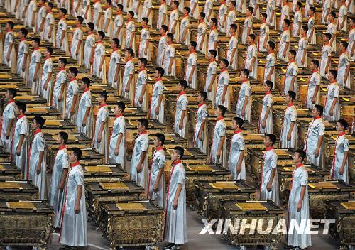 历史将记住:2008.8.8中国人民留给全世界的美好记忆(2) - PG - 欢迎光临PG的博客