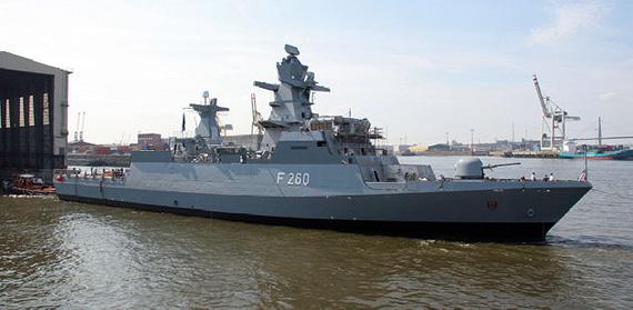日耳曼濒海急先锋:德国加速建造K130级护卫舰 - yofuze - 现在进行事 的博客
