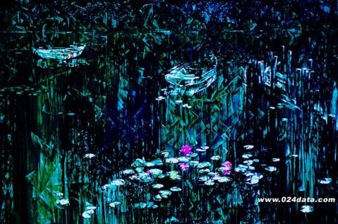 幽静、梦境… - cq196411 - 陈奇双栖绘画