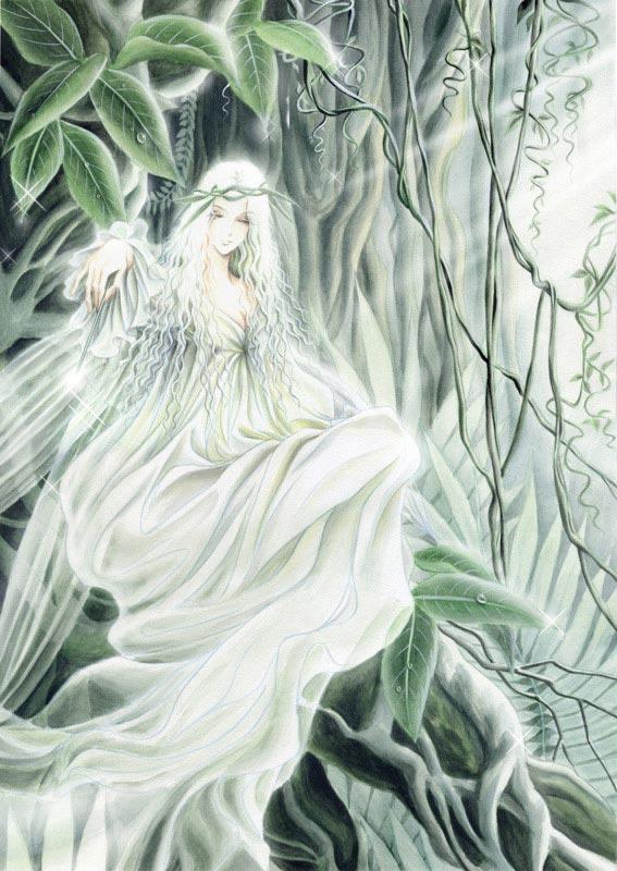 图:森林之神