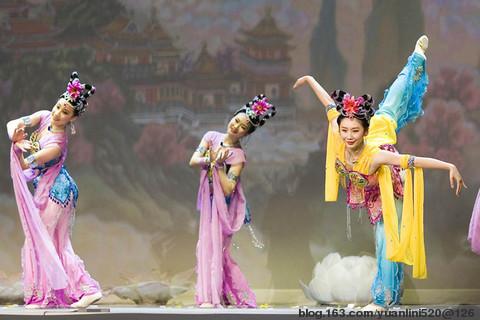 【中华舞韵】赏析中国舞 - xiyuanblog - 文化生活艺术博客