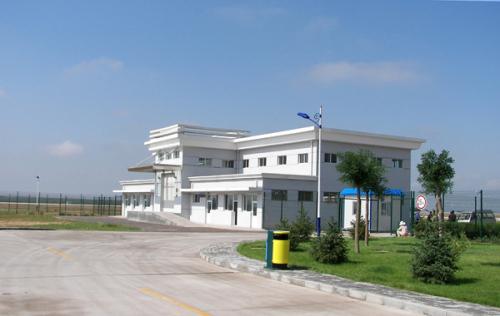 鄂尔多斯飞机场 - 漠南
