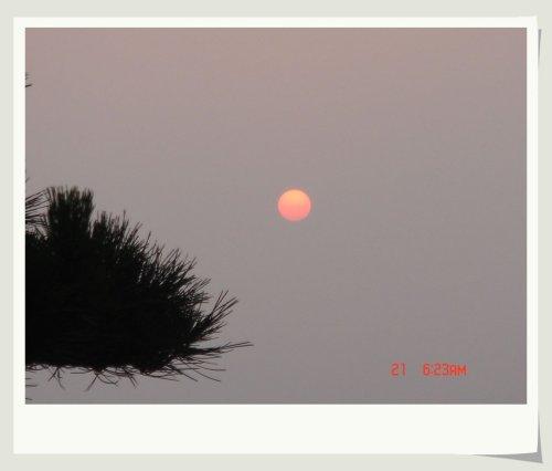 夜爬华山 - 夏笳 - 夏天的茄子园