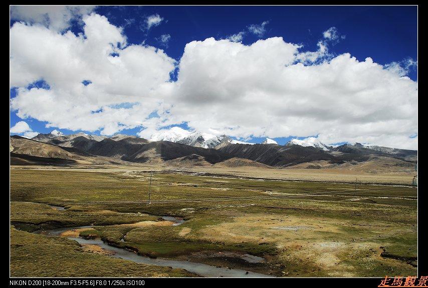 青藏高原之行___青藏铁路沿线风景 - 西樱 - 走马观景
