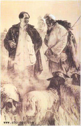 【原】瞻前顾后——看中国绘画界的大腕人物(图) - 听雨楼主人 - 郭万仕·骏马秋风