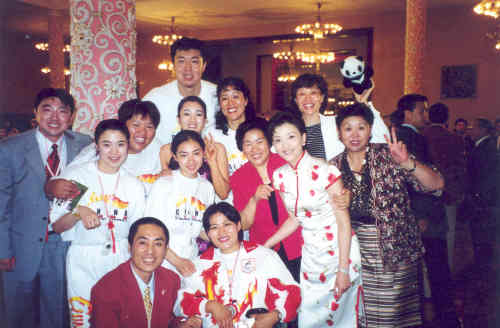 有关奥运的个人记忆 - 杨澜 - 杨澜 的博客