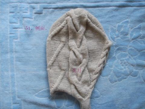 韩国护耳帽教程 - cjc-ylq - 兆月的博客