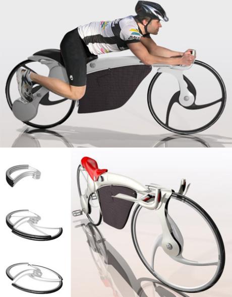 超酷!世界各地最具有创意的自行车[组图]  - zqf9620 - 悠然自得