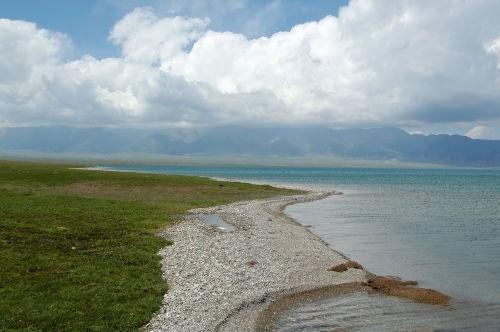 新疆-塞里木湖 - 西樱 - 走马观景