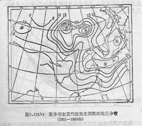 天气学原理 温带气旋和反气旋 - 如是 - 如是博客