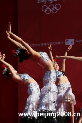 圣火中国大陆传递--第77站 黑龙江 齐齐哈尔 - mdshnx - 梦多心法