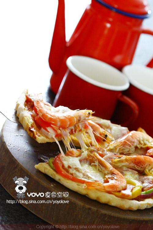 PIZZA好吃的三个要点【怎样轻松在家做披萨】 - 小芊芊 - 小芊芊博客