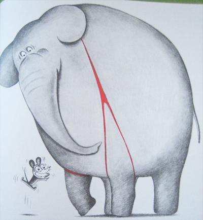 绘本——《鼠小弟的小背心》 - 童心飞翔 - 清华大学蝌蚪系