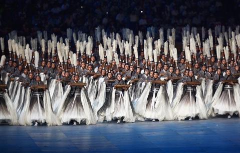 8月8日 感慨万千,奥运盛会 - 西大人 - 西大人