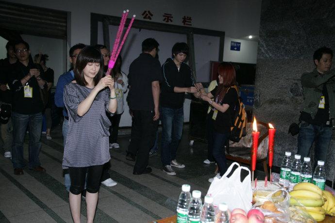 2010純真年代演唱會成都站 - 孟庭苇 - 孟庭苇之月亮说话