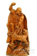 一组根雕人像艺术图片欣赏[原创] - 千岛湖奇石 - 千岛湖奇石的博客