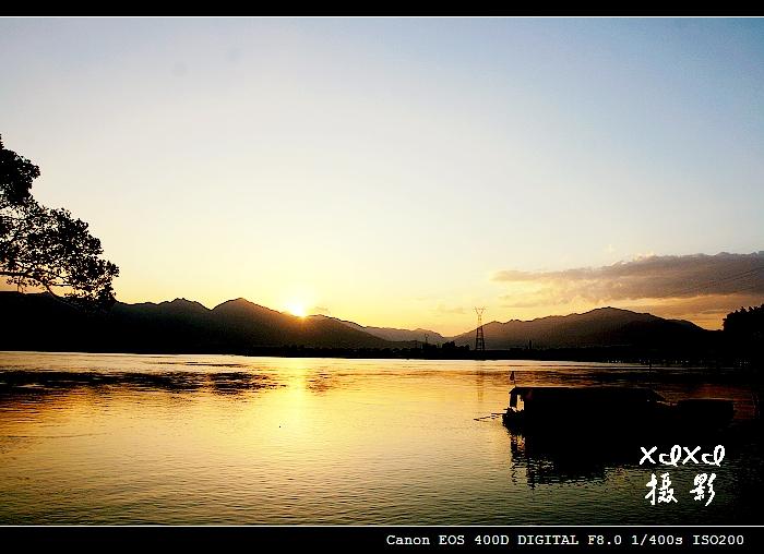 【福州风光】 晚照残晖金山寺 - xixi - 老孟(xixi) 旅游摄影原创作品