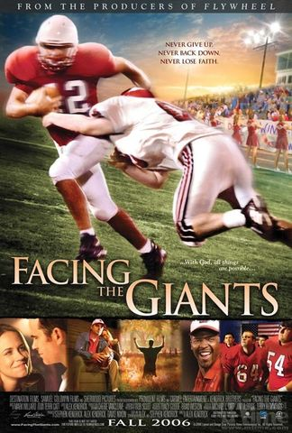 Facing the Giants VS Radio Star - lixcz - 学会放手