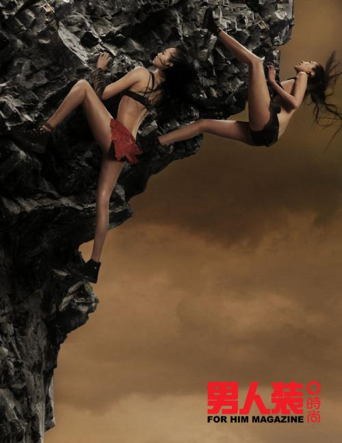 收获的5月--《男人装》4周年封面照 - 戴菲菲 - 菲比寻常—戴菲菲