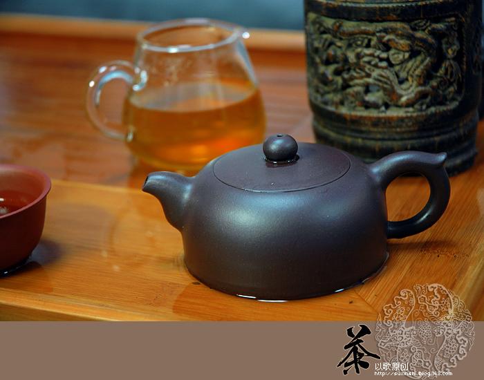 我的茶具 - 以歌 - 以歌原创 YIGE Original