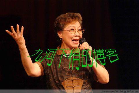 走进2009年春晚的评剧老太刘淑萍 - 九河下梢