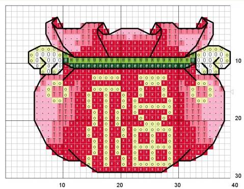 【转载】[多图]立体绣饰物 - 苜蓿草 - 苜蓿草的小窝