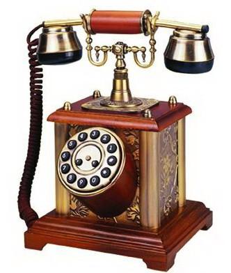 欧韵古典电话机图片
