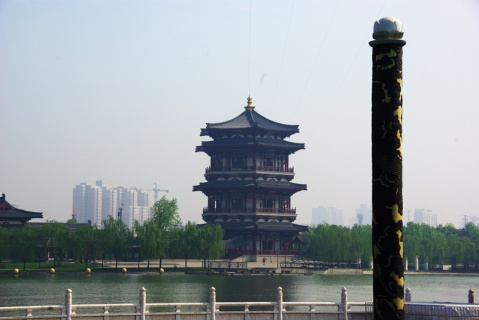 大唐芙蓉园 - 快乐老人 - kldlt2020的博客