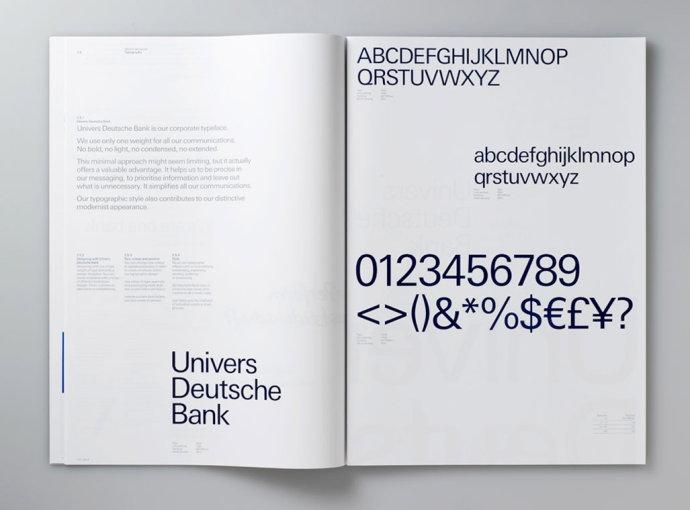 德国银行品牌指南