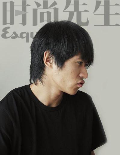 【60个新希望】艾未未论韩寒 - 《时尚先生》 - hiesquire 的博客