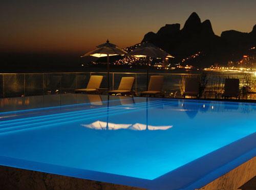 世界上最美的11个泳池(组图)(2)